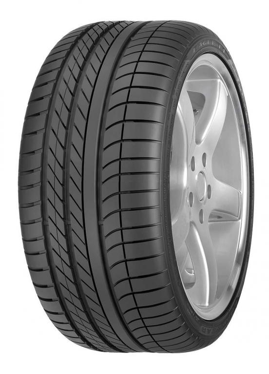 Goodyear EAGLE F1 ASYMMETRIC SUV 255/60Р18