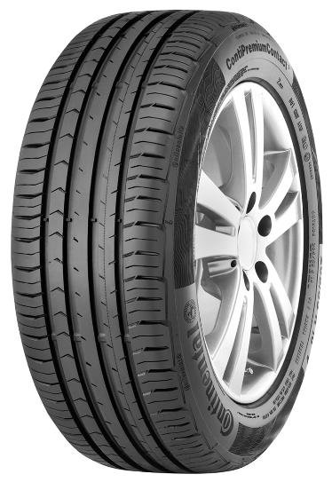 Шина 215/55R17 Continental ContiPremiumContact 5 94V