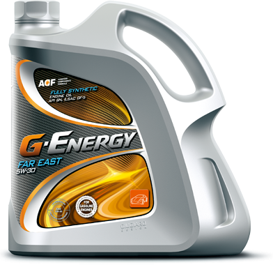 G-Energy Far East 5W-30 4L