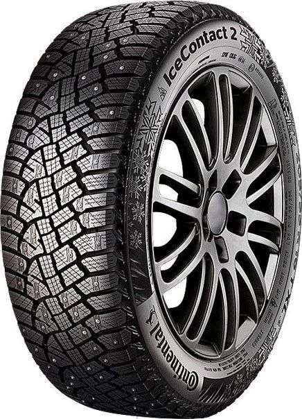 Continental ICECONTACT 2 SUV 215/65R17