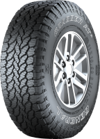 Шина 205/75R15 General Tire Grabber AT3 97T