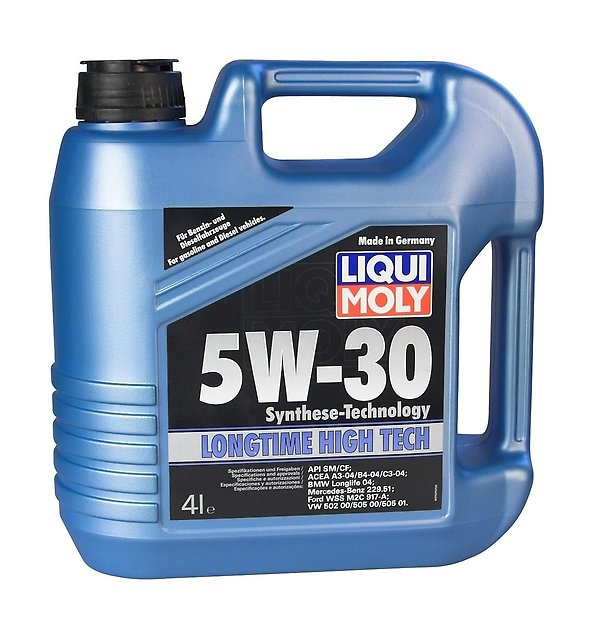 Liqui moly Longtime High Tech 5W-30 4L