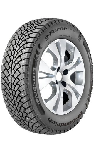 BFGoodrich G-FORCE STUD 195/55Р15